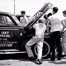 Isky Special Studebaker - 1958 by Rhonda Strickland