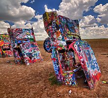 The Cadillac Ranch by MattGranz