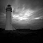 Fingal Island Lighthouse by brentmail