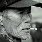 Beijing - Mister Li. by Jean-Luc Rollier