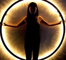 """""""Human Eclipse"""", Starring Kerry, Seoul South Korea by Jennii Booth"""