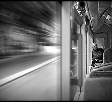Bus 58 by Laurent Hunziker