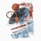 Basketball by arreda