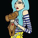 Angel & Bear by doodlesbydanni