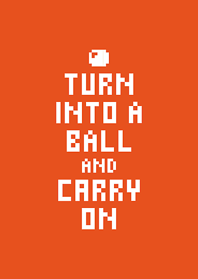 Keep Calm and Carry on Gaming1 by SevenHundred