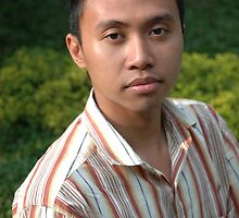 young man by bayu harsa