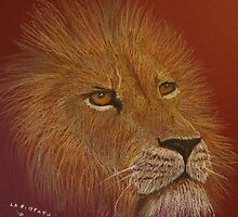 The King by Linda Ridpath