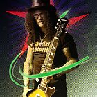 Slash by Babak Anoushe