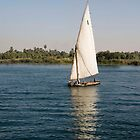 Felucca by JamesTH