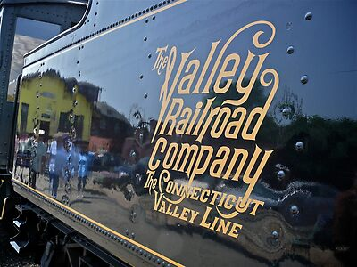 Valley Railroad Coal Tender for Engine #40