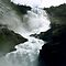 Waterfall - Kjosfossen, Norway by Alizey Khan