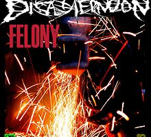 Felony - Album Cover 4 - Riviera Visual by RIVIERAVISUAL