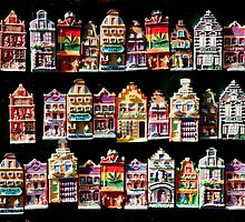 Magnetic Amsterdam by phil decocco