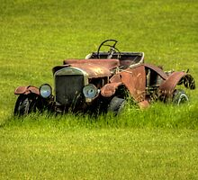 Rust Bucket by Terence Russell