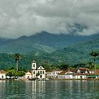 Paraty, Brazil by Quasebart