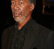 Morgan Freeman by Havoc
