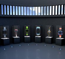 Exhibition On Tau Ceti by Fjord