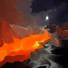 Magic mountain- Abstract by haya1812