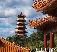 Nan Tien Temple by JodieT