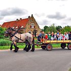A joyous ride by Adri  Padmos
