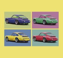 Porsche 911 carrera by Pirvinder Bansel