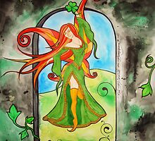 Celtic Fairy by Bumzigana