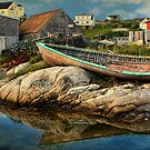 Peggy&#x27;s Cove by Amanda White