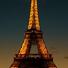 Eiffel Tower by JF-Developer