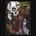 """Deneen""sNightmare (pulp horror cover)"" by Steve Farr"