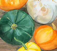 gourds by Leeanne Middleton
