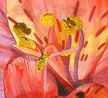 day lily by Leeanne Middleton