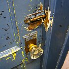 Gnarly Door Knob by Jay Gross