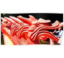 The Dragon Boats Poster