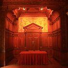 Ceremony room by terezadelpilar~ art & architecture
