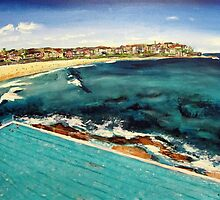 Bondi Views by gillsart