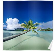 Exotic Holiday Destination - Post card Poster