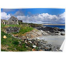 Inishkeel Island Poster