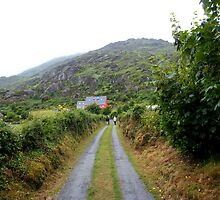 Walking in the Rain..West Cork, Ireland.. by eithnemythen