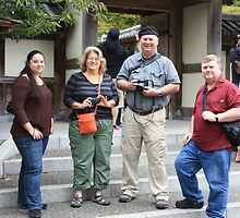 RB Photo Walk Around - Japanese Tea Gardens by E.R. Bazor