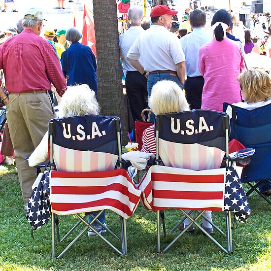 American Chairs by Widcat