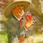 Coca Cola Cowboy by AdventureGuy