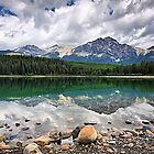 Patricia Lake, Jasper NP by Teresa Zieba