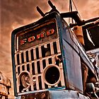 Ford Abstract by Julie-anne Cooke Photography