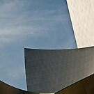 Early Morning at the Walt Disney Concert Hall by socalgirl