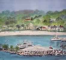 Ocho Rios, Jamaica by Carole Robins