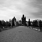 Charles Bridge, Prague by Peter Horsman