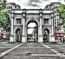 England in HDR by Robyn Maynard