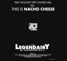 Legendairy Cheese Meets Lame Puns T-Shirt