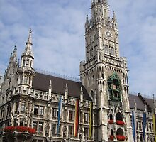 Rathaus - New Town Hall by dawshoss