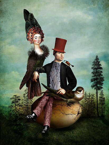 family portrait by Catrin Welz-Stein